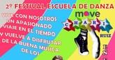 Esta noche tendrá lugar el 2º Festival Escuela de Danza MOVE - Chari Ruiz