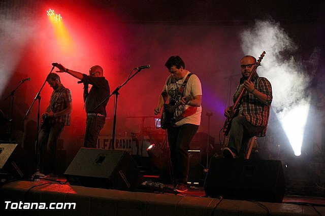 Resounding success of the third edition of Rock Charity Concert in aid of the Association PADISITO - 1
