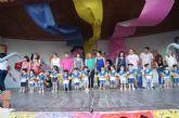 Un total de 43 niños y niñas de la Escuela Municipal Infantil Clara Campoamor participaron en la fiesta de graducación