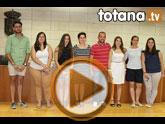 El ayuntamiento agradece a los estudiantes totaneros de la Universidad de Murcia la participación en el Proyecto de Refuerzo Educativo