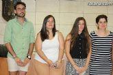 El ayuntamiento agradece a los estudiantes totaneros de la Universidad de Murcia la participación en el Proyecto de Refuerzo Educativo - 7