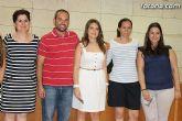 El ayuntamiento agradece a los estudiantes totaneros de la Universidad de Murcia la participaci�n en el Proyecto de Refuerzo Educativo - 8