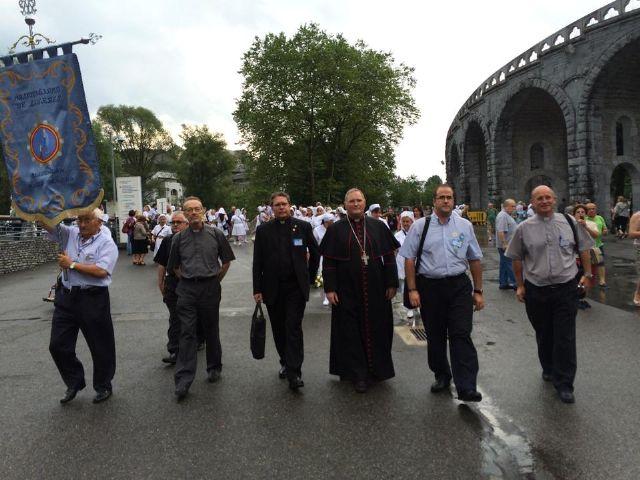 La Hospitalidad vuelve a vivir el milagro de Lourdes, Foto 1