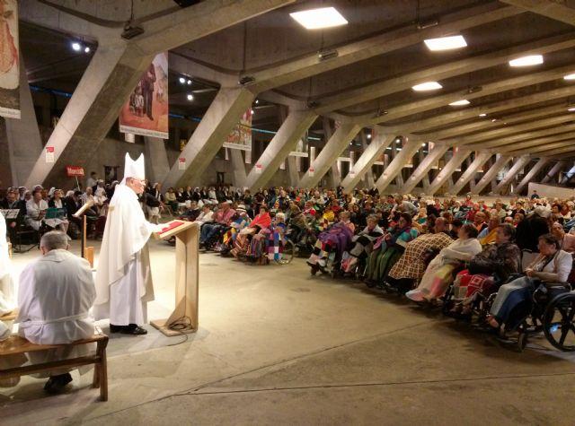 La Hospitalidad vuelve a vivir el milagro de Lourdes, Foto 2