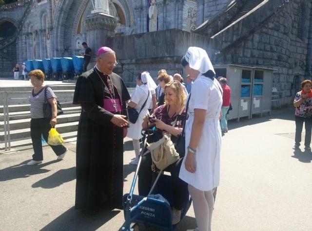 La Hospitalidad vuelve a vivir el milagro de Lourdes, Foto 3