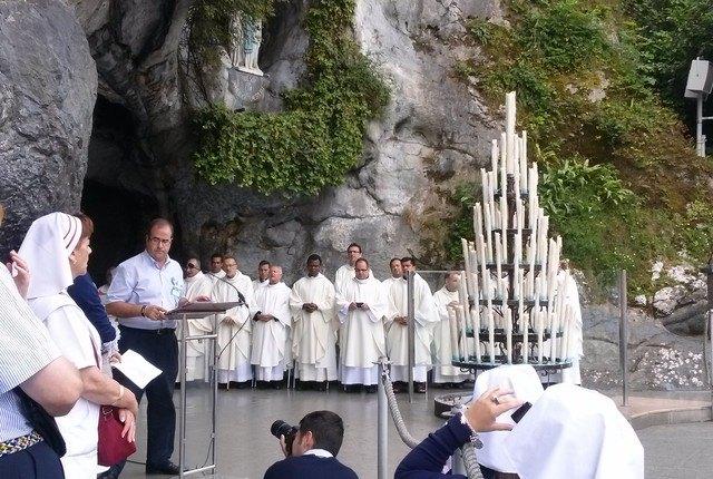 La Hospitalidad vuelve a vivir el milagro de Lourdes, Foto 4