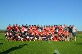 Fin temporada escuela de rugby de Totana
