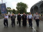 La Hospitalidad vuelve a vivir el milagro de Lourdes