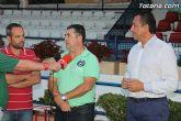 Ol�mpico de Totana y Granada CF, de Primera Divisi�n, suscriben un acuerdo de colaboraci�n - 1