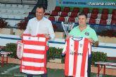 Ol�mpico de Totana y Granada CF, de Primera Divisi�n, suscriben un acuerdo de colaboraci�n - 2