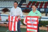 Ol�mpico de Totana y Granada CF, de Primera Divisi�n, suscriben un acuerdo de colaboraci�n - 4