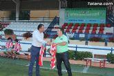 Ol�mpico de Totana y Granada CF, de Primera Divisi�n, suscriben un acuerdo de colaboraci�n - 5