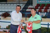 Ol�mpico de Totana y Granada CF, de Primera Divisi�n, suscriben un acuerdo de colaboraci�n - 6