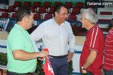 Ol�mpico de Totana y Granada CF, de Primera Divisi�n, suscriben un acuerdo de colaboraci�n - 7