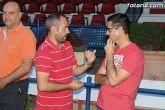 Ol�mpico de Totana y Granada CF, de Primera Divisi�n, suscriben un acuerdo de colaboraci�n - 8