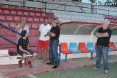 Ol�mpico de Totana y Granada CF, de Primera Divisi�n, suscriben un acuerdo de colaboraci�n - 9