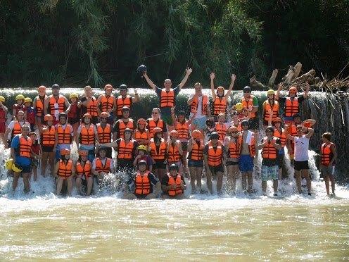 La Hdad. de Jesús en el Calvario organiza la actividad del descenso del río Segura el día 13 de julio, Foto 1