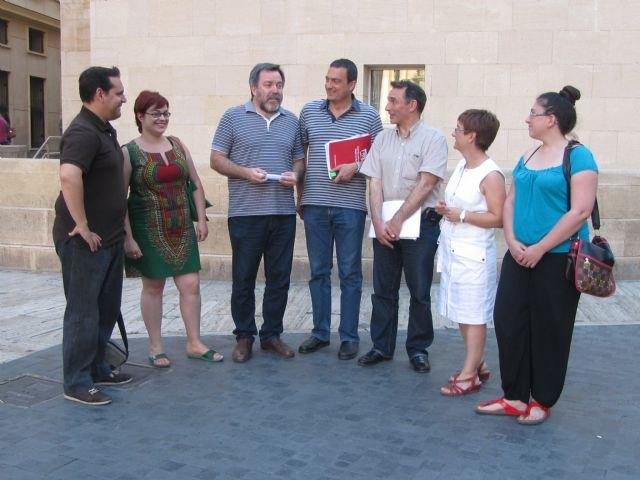 IU investigará si el PP de la Región recibió financiación ilegal, Foto 1