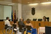 El ayuntamiento de Totana tramitó un total de 16 matrimonios civiles durante el primer semestre del año 2014