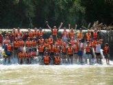 La Hdad. de Jesús en el Calvario organiza la actividad del descenso del río Segura el día 13 de julio