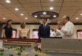 Juan Carlos Ruiz visita ElPozo y reconoce el