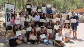 Los cinco corresponsales juveniles de Totana finalizan con éxito este programa
