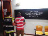 La Policía Nacional detiene en Murcia a un ciudadano británico condenado por agresión sexual y corrupción de menores