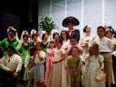 La Asociación La Gruta vuelve a poner en escena la obra musical La Manuela se casa