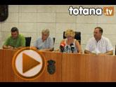 Rueda de prensa IU-verdes 17/07/2014