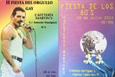 Cafeteria Martin´s celebra esta noche la II Fiesta del Orgullo Gay en Totana