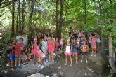 Más de 50 niños disfrutan de un campamento de verano en Nerpio