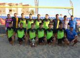 El Bala Azul se proclama en La Manga subcampeón de España de Fútbol Playa