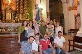 Celebración de la Eucaristía en la Onomástica de Sta. María Magdalena