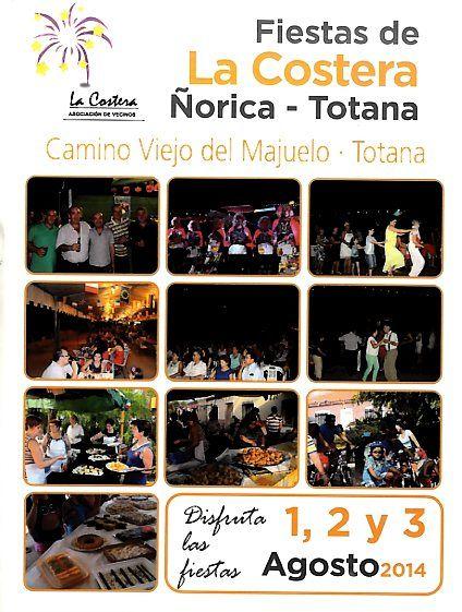 Las fiestas de La Costera-Ñorica se celebran este fin de semana con diversas actividades deportivas, musicales y lúdicas