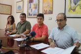 El Ayuntamiento de Alhama de Murcia firma un convenio con la asociaci�n para la Custodia del Territorio (ACUDE)