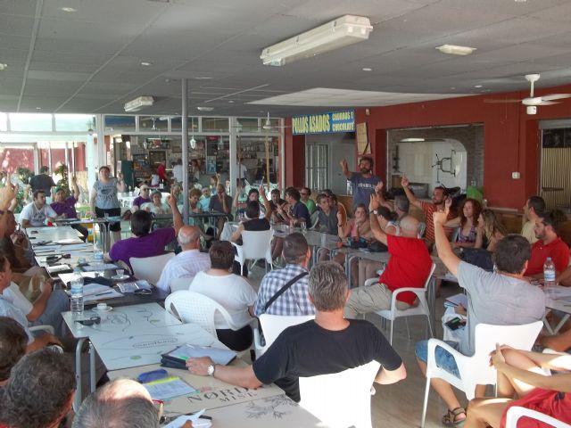 Podemos Región de Murcia da sus primeros pasos, Foto 1