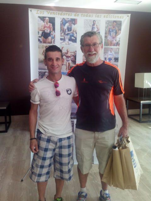 Dos atlelas del Club Atletismo Totana participaron en la XXX edición de la Subida al Pico Veleta, Foto 1