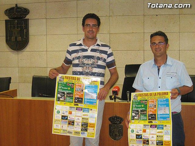 Las fiestas de La Paloma en Mortí, Lestiscosa y La Calzona se celebran del 22 al 24 de agosto, Foto 1