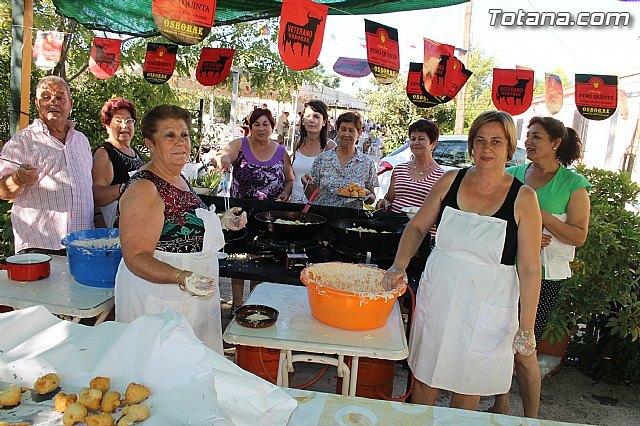 El calendario de festejos en barrios y pedanías de Totana continuará durante todo el mes de agosto y septiembre, Foto 1