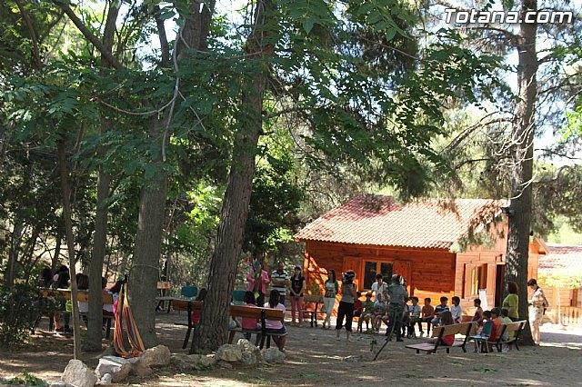 Unos 350 niños y jóvenes han participado en las actividades organizadas en el marco del programa Totana Verano´2014, Foto 1