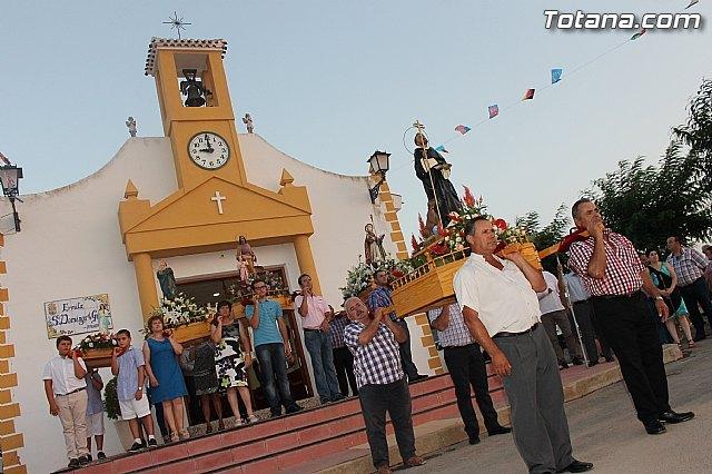 Las fiestas de El Raiguero Alto se celebran este próximo fin de semana en honor a Santo Domingo Guzmán, Foto 1