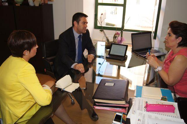 El ayuntamiento apoya la solicitud del IES Prado Mayor para construir un nuevo aulario que albergará la enseñanza de formación profesional, Foto 1
