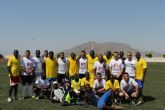 Un equipo de Senegal vence en el primer torneo de fútbol multicultural