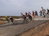 El Complejo Deportivo acoge el I curso de iniciación de BMX