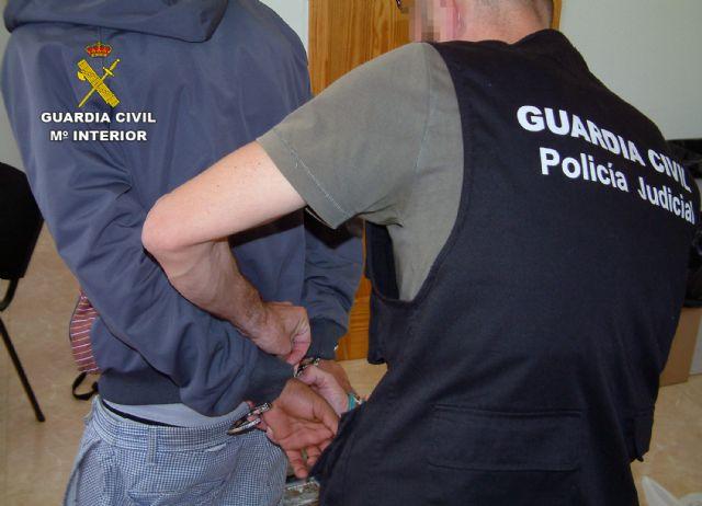La Guardia Civil esclarece más de medio centenar de robos en viviendas en la Región desde el principio de verano, Foto 2