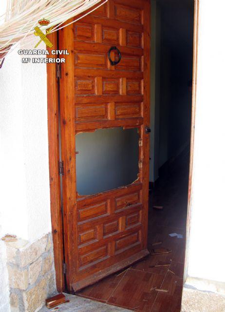 La Guardia Civil esclarece más de medio centenar de robos en viviendas en la Región desde el principio de verano, Foto 4