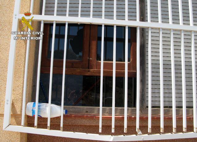 La Guardia Civil esclarece más de medio centenar de robos en viviendas en la Región desde el principio de verano, Foto 5