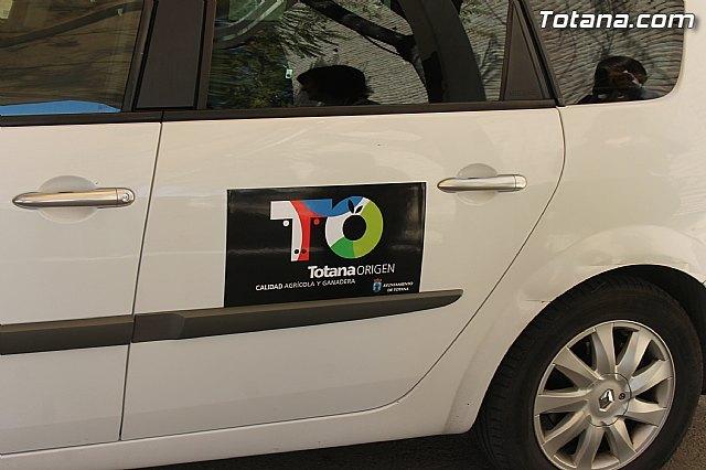 Sigue abierto el plazo de adhesión para los transportistas a la campaña Totana Origen, Foto 1