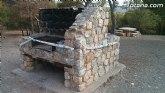 No se puede realizar ningún tipo de fuego en las barbacoas habilitadas en Sierra Espuña ni utilizar campings-gas para cocinar en el monte hasta octubre