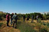 ANSE muestra sencillas técnicas agrícolas para emplear la naturaleza como un aliado